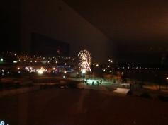 La vue de ma chambre