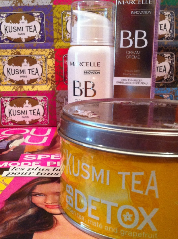 BB Detox Kusmi Tea