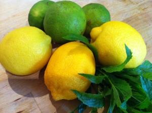 citrons/limes