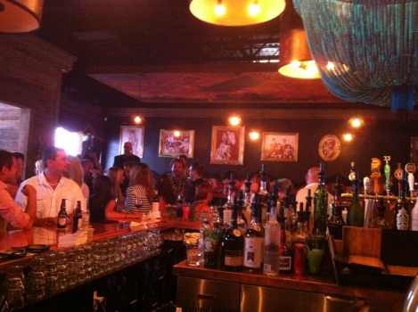 intérieur Jack Saloon