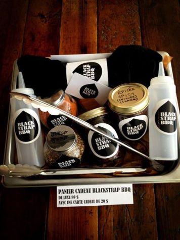 le kit de luxe du Blackstrap BBQ