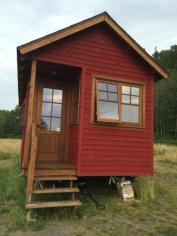Tiny house au Bic