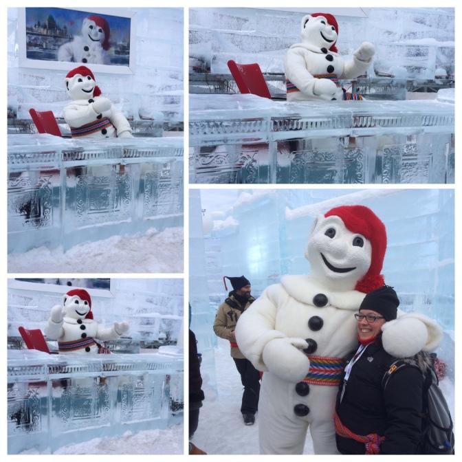 Le Carnaval de Québec, du gros gros plaisir malgré le froid!