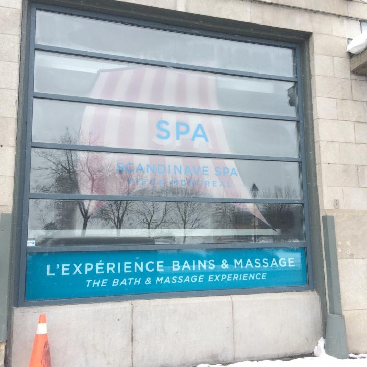 Scandinave SPA Vieux-Montréal