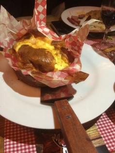 omelette soufflée