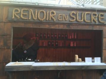Renoir en sucre