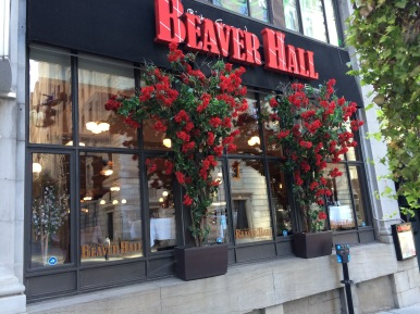 Brunch Beaver Hall par Europea