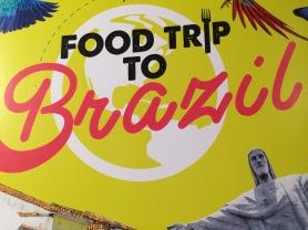 Food trip to Brazil