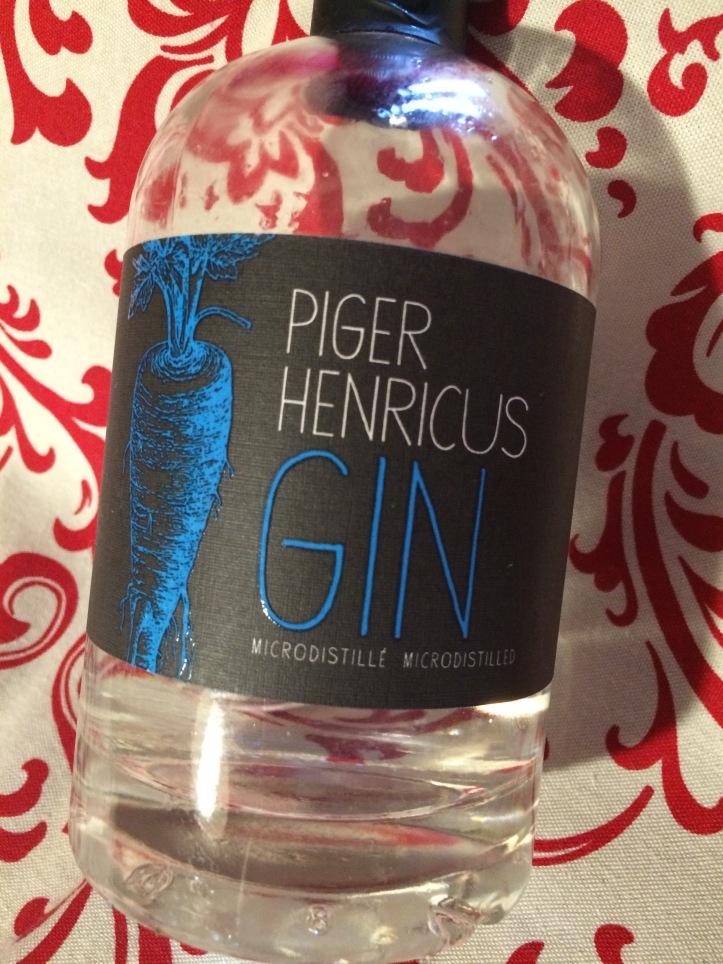 Gin Pier Henricus