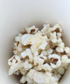 popcorn truffe et parmesan
