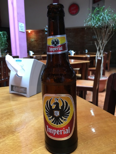 Imperial beer