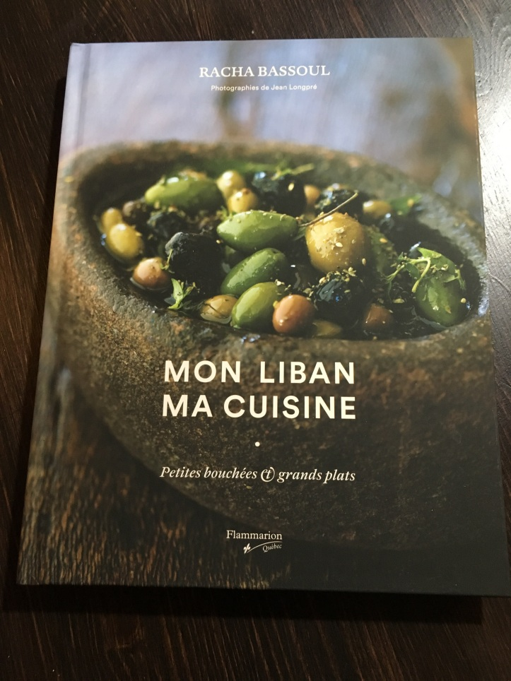 Mon Liban, Ma cuisine