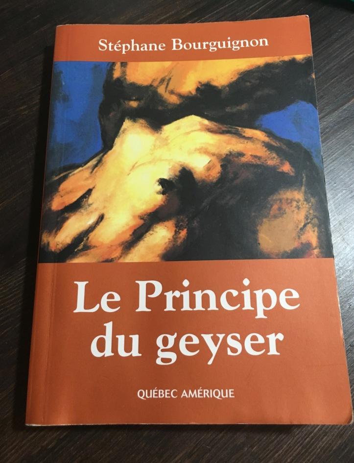 Le principe du Geyser