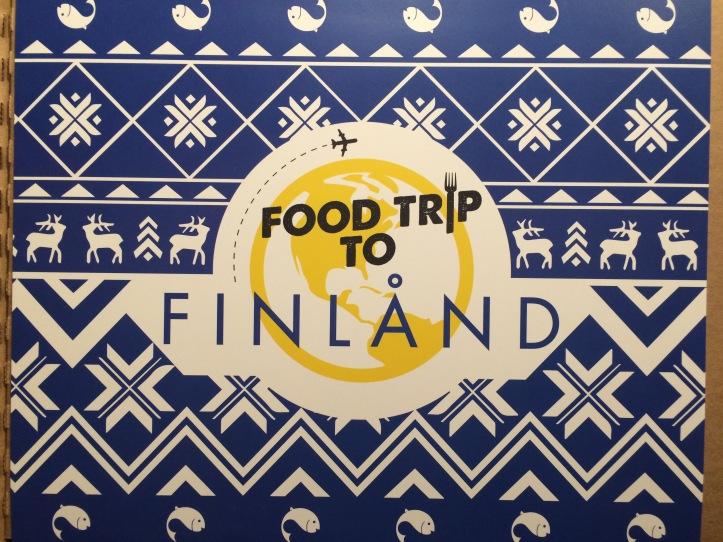 Food Trip to Filand