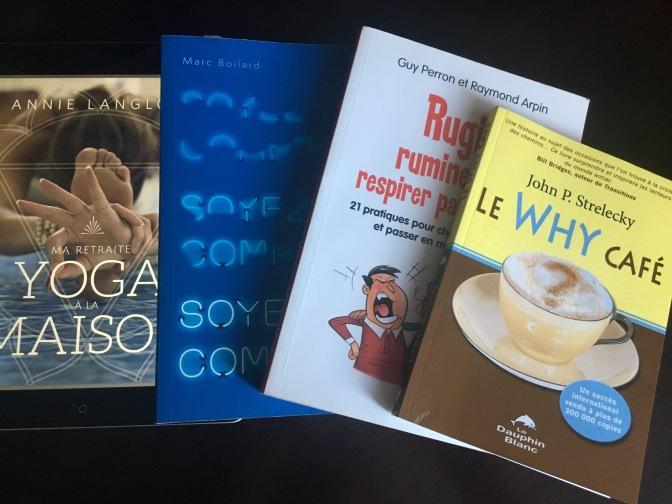 5 livres qui m'ont fait grandir